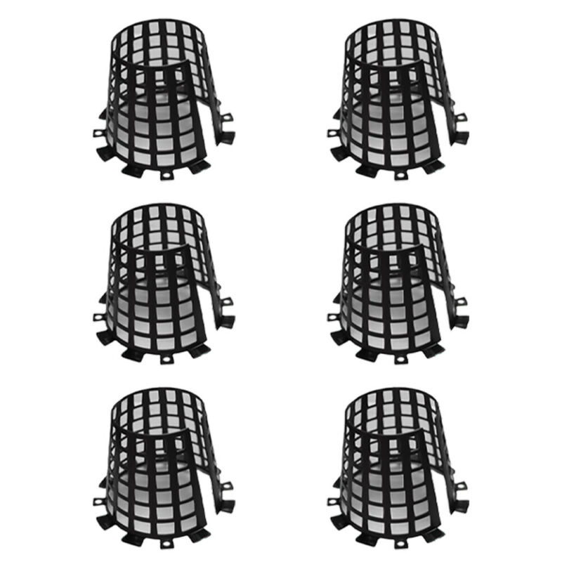 Plant Knight Tree Trunk Guard Protector for Garden Protection, 6 Pack (Open Box)