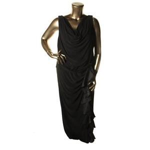 Plus Size Evening Dress 1930s