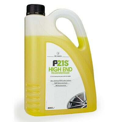 P21S HIGH END Felgenreiniger 2 Liter von Dr. Wack 1235 TOP Materialschutz WOW!