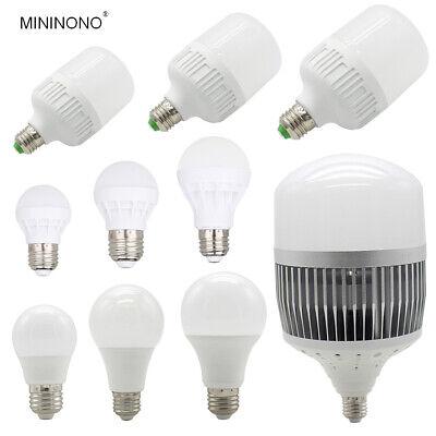 E40 E27 B22 Led Light Bulb 1W3W5W7W9W12W15W18W20W30W40W50W150W200W White  1 Light 150w Bulb
