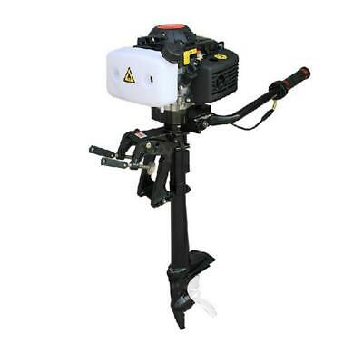 Inflatable Fishing Boat Motor 4 HP Outboard Engine 4-Stroke