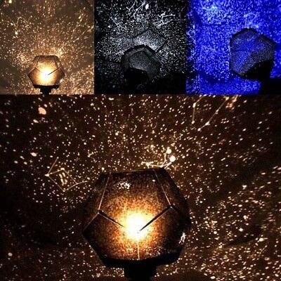 Astrostar Astro Star Laser Projector Cosmos Light Night Romantic SKY Lamp DIY