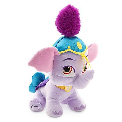 Disney Authentic Princess Jasmine Palace Pet's Taj Elephant Plush Toy Doll NWT