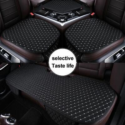 2pcs vorne + 1pcs hinten Sitzbezug Car Full Set ProtectorSeat Cover Kissen Mat