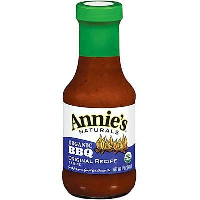 Annie's Homegrown-Original Barbecue Sauce