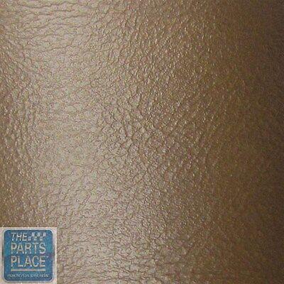 59-88 GM Interior Recondition Draw out Paint Dark Saddle 42 Vinyl Plastic