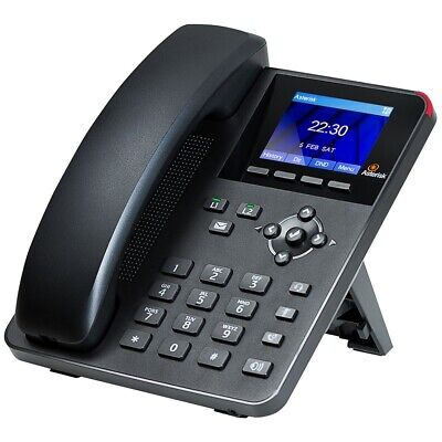 Digium 1tela022lf A22 Entry-level 2-line Sip Gigabit Ip Phone With Hd Voice