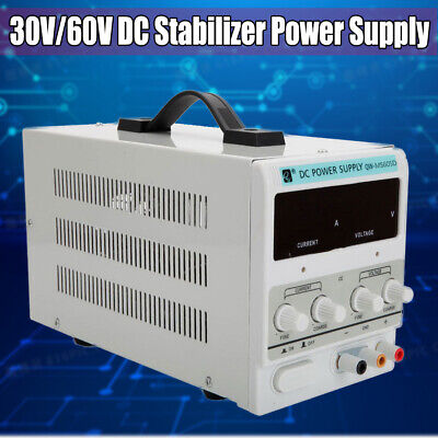 60V 10A DC Power Supply Voltage Digital Stabilizer Variable Adjustable Regulator 10a Linear Power Supply