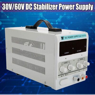 60v 5a Dc Power Supply Voltage Digital Stabilizer Variable Adjustable Regulator