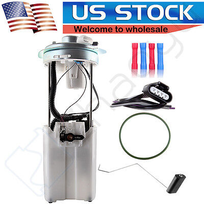 For Chevy Sierra Silverado GMC Pickup Truck Fuel Pump Moudle Assembly E3609M