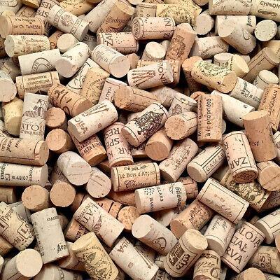 100 Wine Bottle Stopper (100PCS/SET Natural Cork Tapered New Corks Wooden Wine/Beer Bottle Stoppers)