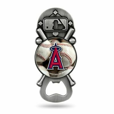 Los Angeles Angels MLB Party Starter Magnetic Metal Bottle Opener