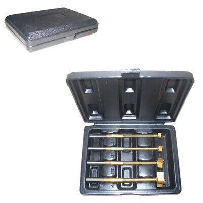 4 Pc Multi-angle Direction Drill Bits Routing Milling Set 38 12 34 1