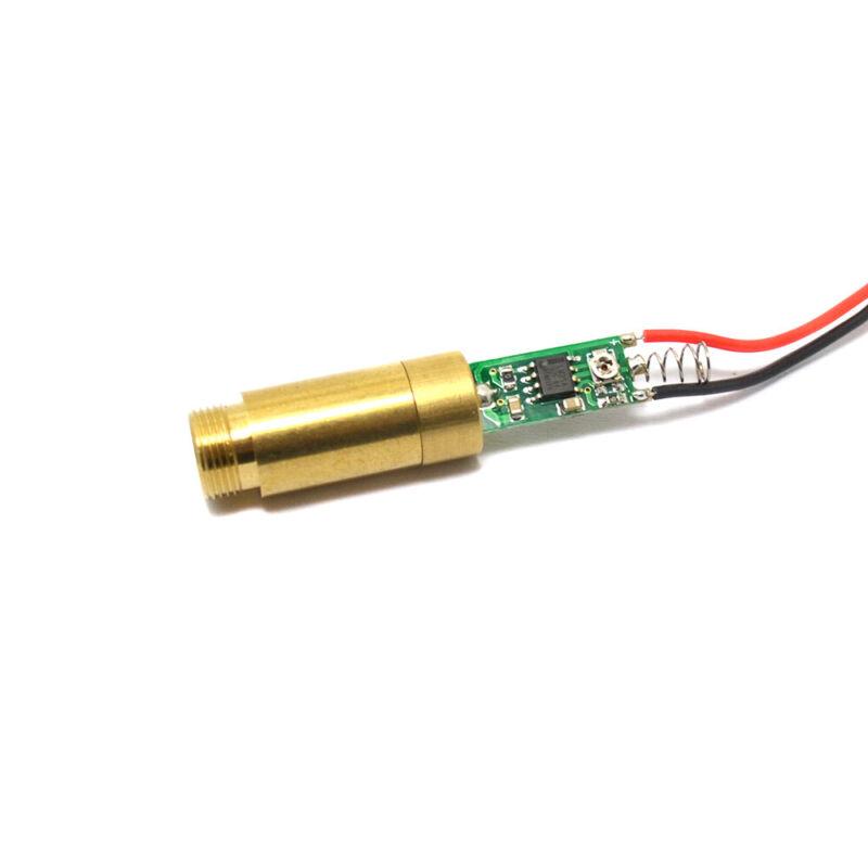 650nm 200mW Laser Diode Module Red Laser Point Module 3.0V-3.7V 330-340mA New