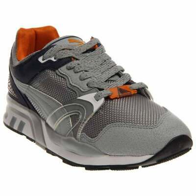 Puma Trinomix XT2 Plus Tech  Casual Running  Shoes - Grey - Mens