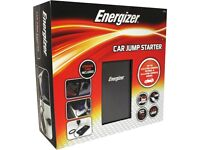Energizer Lithium-Polymer 7500mAh Car Jump Starter Kit Jump Leads (Refurbished)
