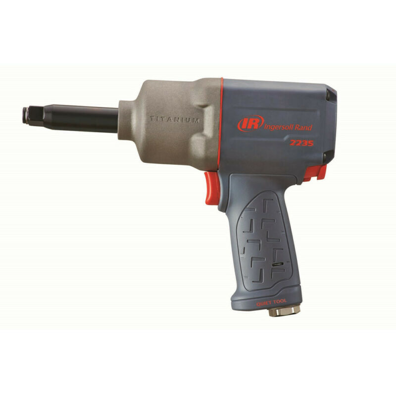 Ingersoll Rand 1/2 in. Quiet Titanium Impact Wrench 2235QTIMAX New