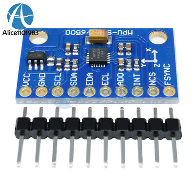3-axis Mpu-6500 Gyroscope And Accelerator Sensor Replace Mpu-6050 For Arduino
