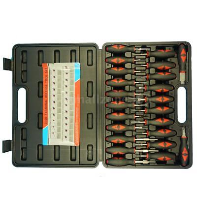 23pcs Connector Release Electrical Terminal Removal Tool Auto Repair & Box Z0I0