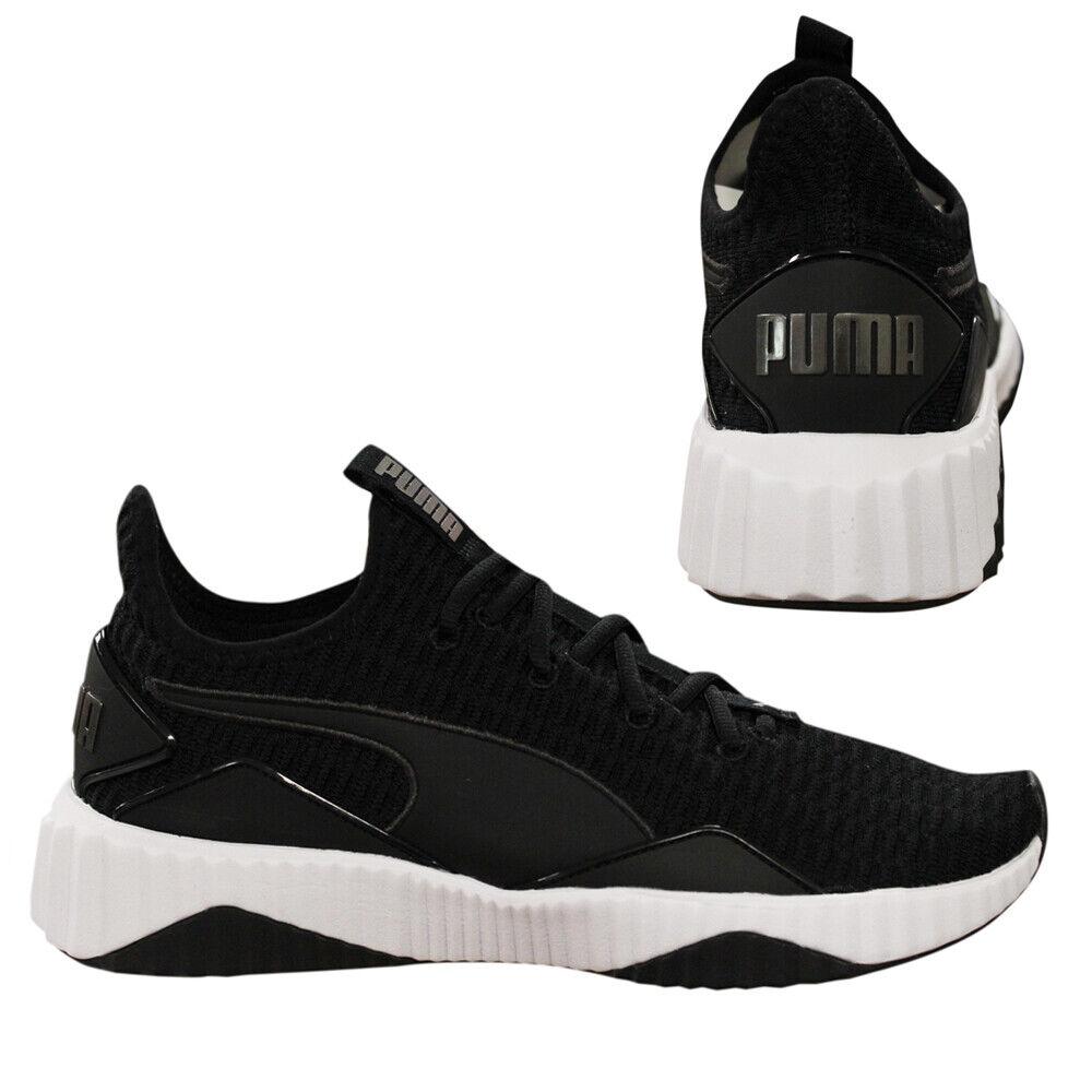 Puma Eskiva Hi Deep Summer Black Casual Shoes Price in India
