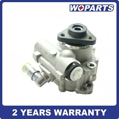 New Front Power Steering Pump Fit for Audi S4 All Models 2000 2001