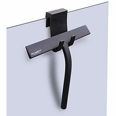 """Silicone Rubber Blade Shower Squeegee 9"""" In Width Window Car Bathroom Clear"""