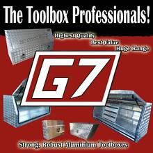 Tool Box Professionals Aluminium Toolboxes Aluminium Heavy Duty Mascot Rockdale Area Preview