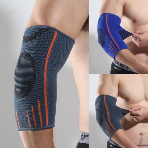 US Elbow Support Brace Arthritis Bandage Compression Sleeve