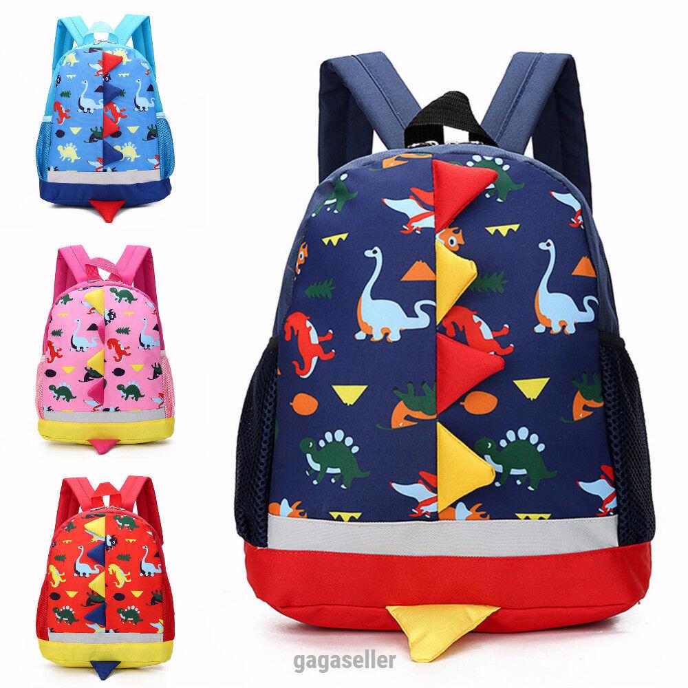 Baby Jungen Dinosaurier Schultasche Kinderrucksack Kindergartenrucksack Tasche