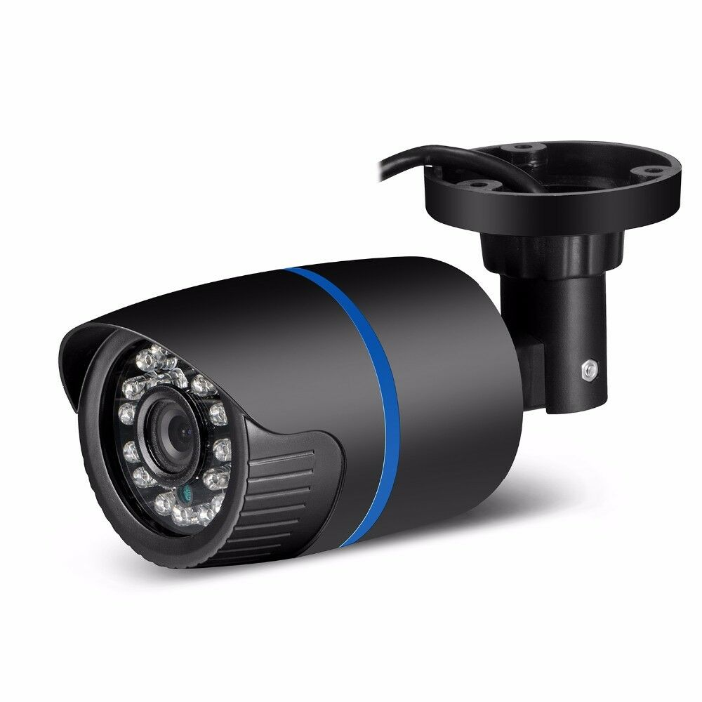 720//960P H.264//1080P H.265 CCTV 24LED CCTV Waterproof XMEYE ONVIF IP Camera