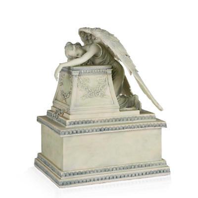 Perfect Memorials Weeping Angel Cremation Urn Medium Memorial Angel Urn