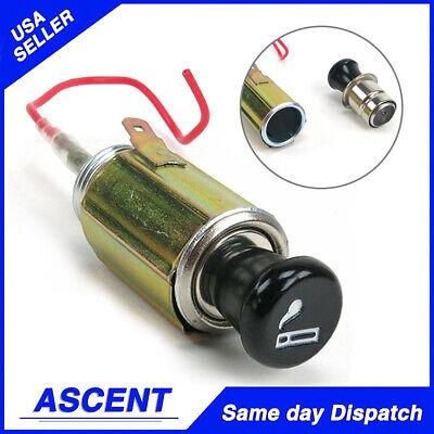 CAR AUTO Automotive Cigarette Lighter +12 Volt Power Port Parts Accessories