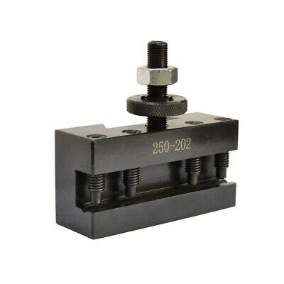 2 Lathe Facing Holder 10-15 Bxa Quick Change Boring Turning Tool Post 250-202