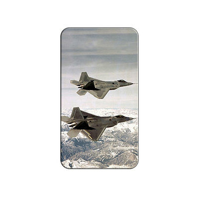 Verzamelingen Accessoires, losse onderdelen US USA F-22 Raptor Jet Military Hat Lapel Pin