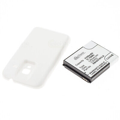 Akku für Samsung Galaxy Ace 2 (GT-18160) (ersetzt EB425161LU) - 3100 mAh...