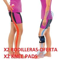 Rodillera Go Active (x2 Unidades) Anunciado En Tv Knee Pad Oferta -  - ebay.es