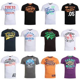 Superdry T-Shirt für Herren B-Ware Neu