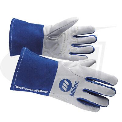 Tig Welding Gloves From Miller - Glove Size Medium