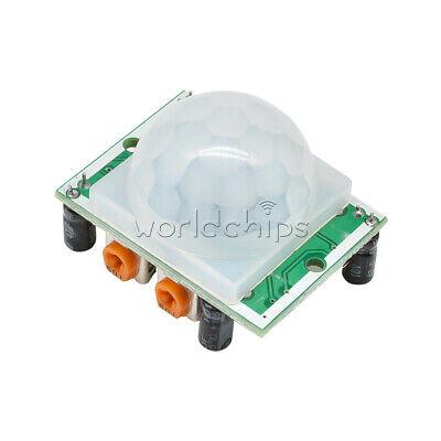 New Pyroelectric Infrared Ir Pir Motion Sensor Detector Module Hc-sr501