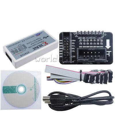 Xilinx Platform Usb Download Cable Jtag Programmer Cpld Fpga C-mod Xc2c64a M102
