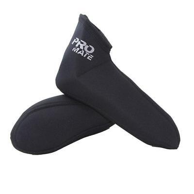 Promate 3mm Neoprene Water Sports Scuba Dive Swim Snorkeling Aqua Fin Socks