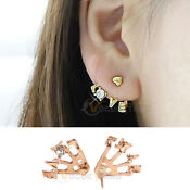 Love Letters Heart Earring