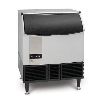Ice-o-matic Iceu300fw 356 Lb Full Size Cube Maker Water-cooled Ice Machine