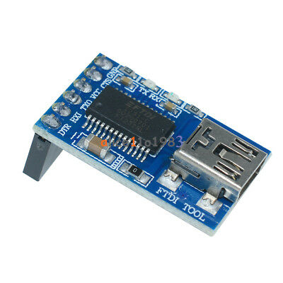 Ftdi Basic Breakout Usb To Ttl 6pin Module Ft232rl Ftdi Usb Mwc For Arduino