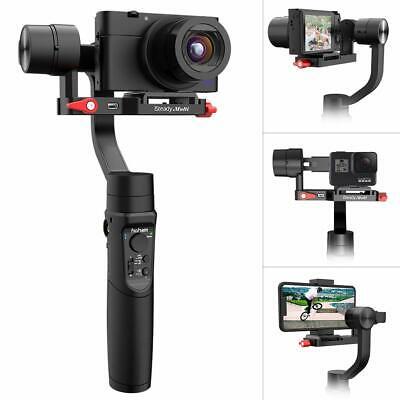 hohem iSteady Multi Handheld Gimbal Stabilizer for Canon G Go Pro Hero8/7/6 W3C0