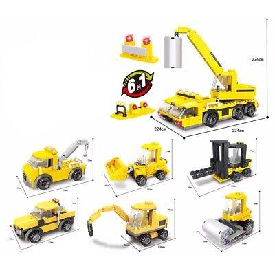 New 422pcs Jurassic World Dinosaur Capture SUV Building Blocks Bricks Model Toy