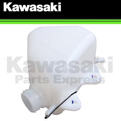 NEW 2006 - 2007 GENUINE KAWASAKI KLX250S COOLANT RESERVOIR TANK 43078-0001