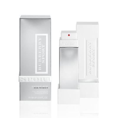 BURBERRY SPORT ICE Women Perfume spray edt 2.5 oz NEW IN BOX