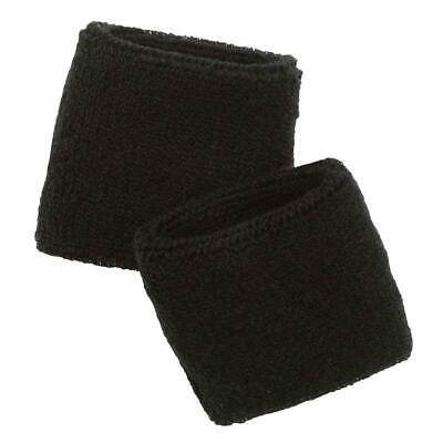 chil-its 6500 black wrist sweatband