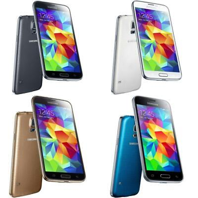 Samsung Galaxy S5 - G900 - Factory Unlocked; Verizon / Sprint / AT&T / T-Mobile (Samsung Galaxy S5 Phones Verizon)